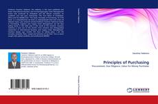 Bookcover of Principles of Purchasing