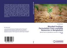 Portada del libro de Blended Fertilizer Formulation from available Resources in Bangladesh