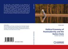 Bookcover of Political Economy of Postmodernity and the Nation-State