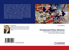 Buchcover von Presidential Policy Rhetoric