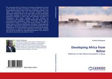 Bookcover of Developing Africa from Below
