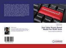Couverture de Sub Table Access Based Model For OLAP tools
