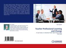 Bookcover of Teacher Professional Learning and Change