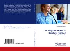 Buchcover von The Adoption of PDA in Bangkok, Thailand