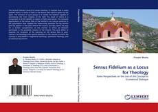 Capa do livro de Sensus Fidelium as a Locus for Theology