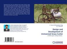 Copertina di Design and Development of Unmanned Grass Cutter