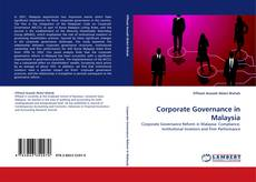 Copertina di Corporate Governance in Malaysia