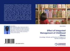 Bookcover of Effect of Integrated Management of Childhood Illness