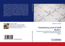 """Competency Level of Staff Nurses ""的封面"