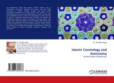 Bookcover of Islamic Cosmology and Astronomy