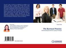 Bookcover of The Burnout Process: