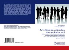 Portada del libro de Advertising as a marketing communication tool