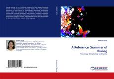 Couverture de A Reference Grammar of Ibanag