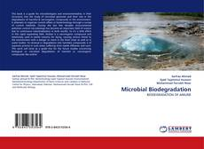 Bookcover of Microbial Biodegradation
