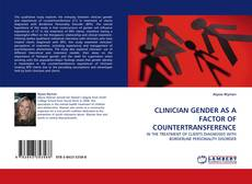 CLINICIAN GENDER AS A FACTOR OF COUNTERTRANSFERENCE的封面