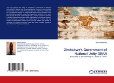 Bookcover of Zimbabwe's Government of National Unity (GNU)