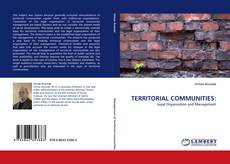 Buchcover von TERRITORIAL COMMUNITIES: