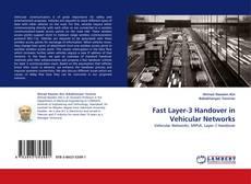 Capa do livro de Fast Layer-3 Handover in Vehicular Networks