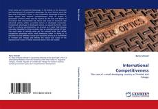 Bookcover of International Competitiveness