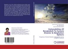 Bookcover of Vulnerabilities Of Bangladesh To Cyclone Disaster & Adaptation Options