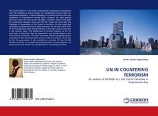 Bookcover of UN IN COUNTERING TERRORISM