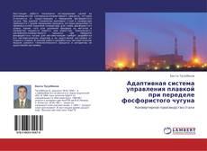 Bookcover of Адаптивная система управления плавкой при переделе фосфористого чугуна