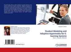 Buchcover von Student Modeling and Adaptive Hypermedia for E-learning Systems