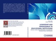 Borítókép a  LEADERSHIP AND MANAGEMENT IN EDUCATIONAL INSTITUTIONS - hoz