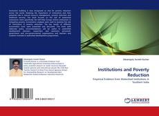 Buchcover von Institutions and Poverty Reduction