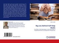 Copertina di Big Lies Behind Self-Help Books