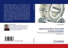 Copertina di Optimum Failure Truncated Testing Strategies