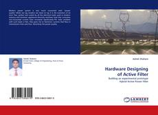 Bookcover of Hardware Designing of Active Filter