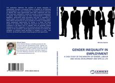 Bookcover of GENDER INEQUALITY IN EMPLOYMENT