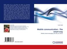 Buchcover von Mobile communication - The smart way