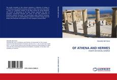Capa do livro de OF ATHENA AND HERMES