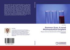 Обложка Dammar Gum: A novel Pharmaceutical Excipient