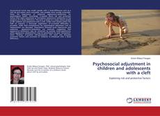 Обложка Psychosocial adjustment in children and adolescents with a cleft
