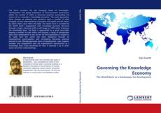 Bookcover of Governing the Knowledge Economy