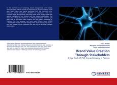 Bookcover of Brand Value Creation Through Stakeholders