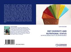 Buchcover von DIET DIVERSITY AND NUTRITIONAL STATUS
