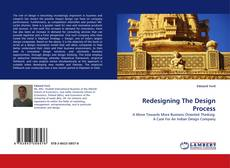 Bookcover of Redesigning The Design Process