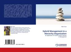 Bookcover of Hybrid Management in a Hierarchy Organization