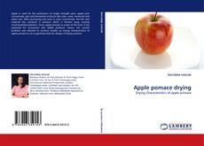 Buchcover von Apple pomace drying