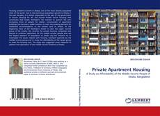 Bookcover of Private Apartment Housing