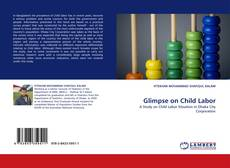 Bookcover of Glimpse on Child Labor