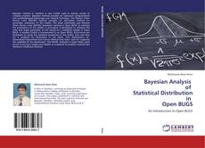 Bookcover of Bayesian Analysis   of   Statistical Distribution  in   Open BUGS