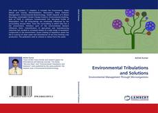 Buchcover von Environmental Tribulations and Solutions
