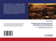Capa do livro de Cooperative Driving Systems and Platooning Prototype