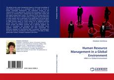 Bookcover of Human Resource Management in a Global Environment
