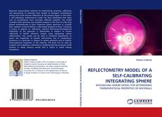 Couverture de REFLECTOMETRY MODEL OF A SELF-CALIBRATING INTEGRATING SPHERE